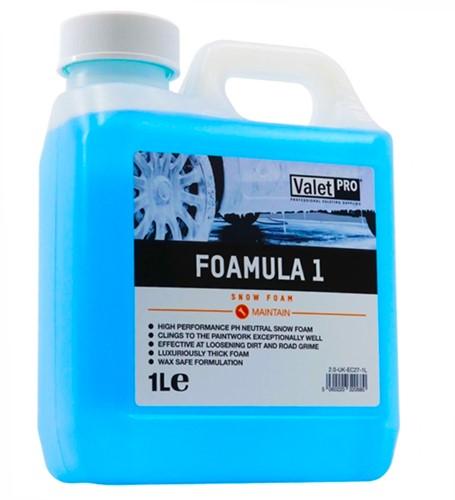 VALET PRO SNOW FOAM FOAMULA 1 - 1000ML