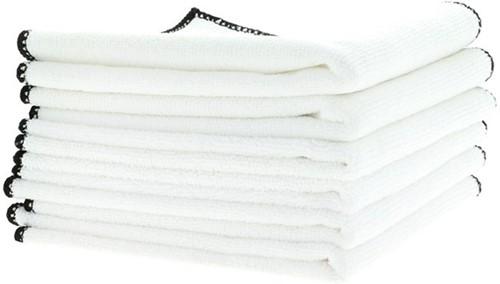 VALET PRO MULTI PURPOSE MICROFIBRE TOWELS 6-PACK - 35X35CM