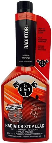 5IN1 RADIATOR STOP LEAK - STOP RADIATEURLEKKEN 325ML