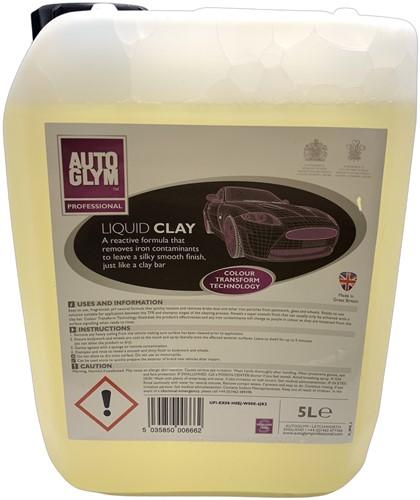 AUTOGLYM LIQUID CLAY 5000ML