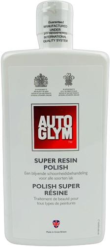 AUTOGLYM SUPER RESIN POLISH 500ML (VERWIJDERD KLEINE KRASJES EN VLEKKEN UIT UW LAK)