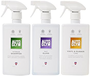AUTOGLYM PERFECT INTERIORS THE COLLECTION