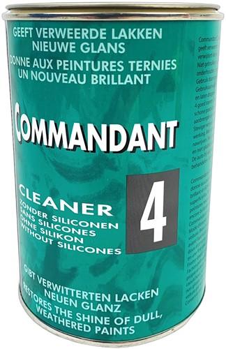 COMMANDANT C45 CLEANER 1KG NR.4