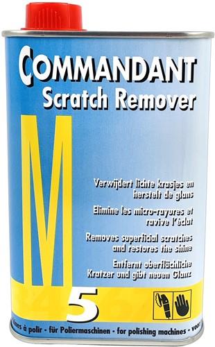 COMMANDANT SCRATCH REMOVER CM55 M5 500 GRAM