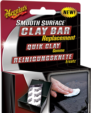 MEGUIARS SMOOTH SURFACE REPLACEMENT CLAY BAR 50G CLAY BAR