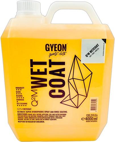 GYEON Q²M WETCOAT 4000ML