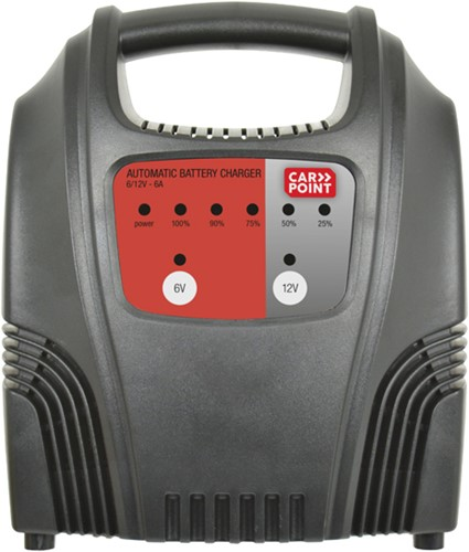CARPOINT AUTO ACCULADER 6A