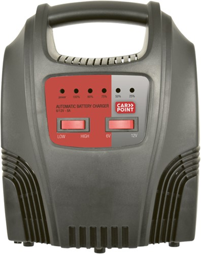 CARPOINT AUTO ACCULADER 8A