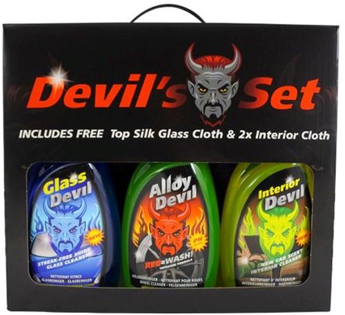 ALLOY DEVIL PROMO PAKKET 3X 1000ML