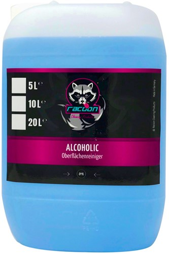 RACOON CLEANING ALCOHOLIC CLEANER IPA / DEGREASSER 5000ML