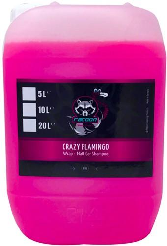 RACOON CLEANING CRAZY FLAMINGO WRAP MATT AUTOSHAMPOO VOOR MATTE LAK 5000ML