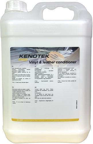KENOTEK VINYL & LEATHER CONDITIONER 5L