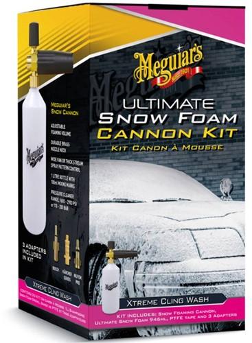 MEGUIARS ULTIMATE SNOW FOAM KIT G194000EU