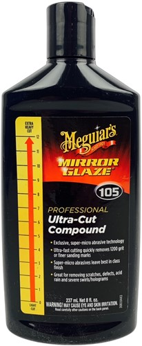 MEGUIARS PROFESSIONAL ULTRA-CUT COMPOUND 237ML