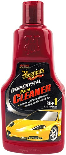 MEGUIARS STEP 1 - DEEP CRYSTAL PAINT CLEANER 473ML
