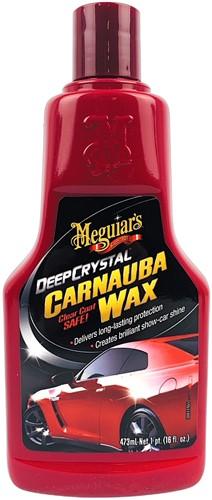 MEGUIARS STEP 3 - DEEP CRYSTAL CARNAUBA WAX LIQUID 473ML