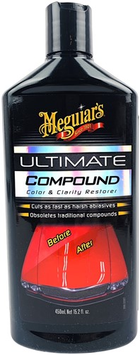 MEGUIARS ULTIMATE COMPOUND 450ML