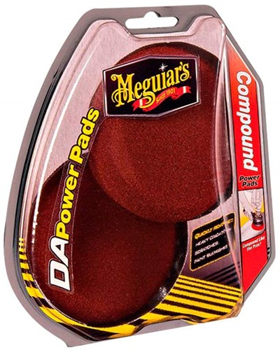 MEGUIARS DA COMPOUND POWER PADS