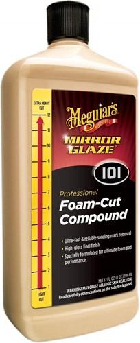 MEGUIARS PROFESSIONAL FOAM CUT COMPOUND 945ML