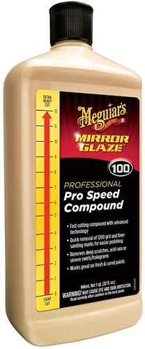 MEGUIARS PROFESSIONAL PRO SPEED COMPOUND 945ML