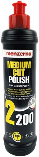 MENZERNA MEDIUM CUT POLISH MC2200 - 250ML