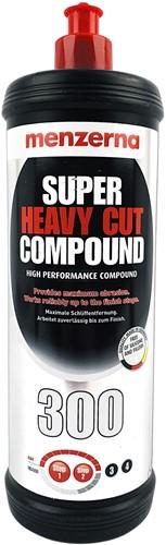MENZERNA SUPER HEAVY CUT COMPOUND SHC300 - 1000ML
