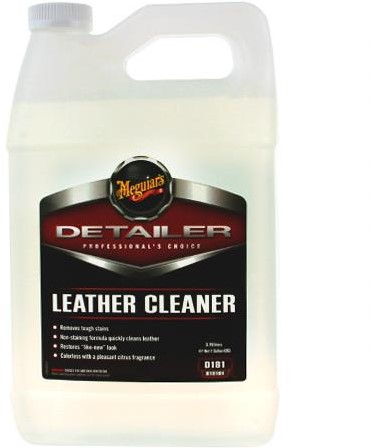 MEGUIARS PROFESSIONAL LEATHER CLEANER & CONDITIONER 3.78LTRS