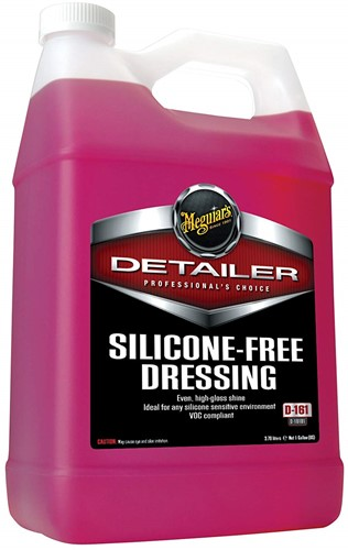 MEGUIARS PROFESSIONAL SILICONE-FREE DRESSING HIGH GLOSS SHINE 3.78LTRS
