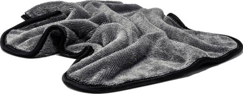 NUKE GUYS GREY RILLIUM TOWEL MICROVEZELDOEK 1000GSM 50X80CM