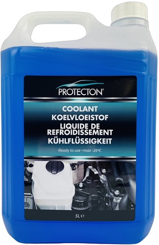 PROTECTON KOELVLOEISTOF BLAUW KANT & KLAAR 5000ML