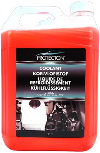 PROTECTON KOELVLOEISTOF ROOD G12/G12+ KANT & KLAAR 5000ML