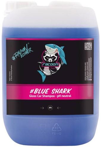 RACOON CLEANING BLUE SHARK GLOSS CAR SHAMPOO 5000ML