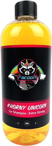 RACOON CLEANING HORNY CAR SHAMPOO EXTRA STRONG 1000ML