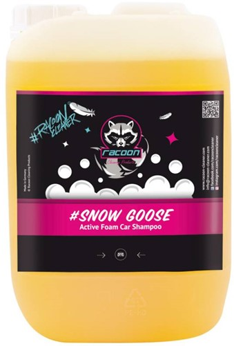RACOON CLEANING SNOW GOOSE CAR SHAMPOO / ACTIVE SNOW FOAM 5000ML