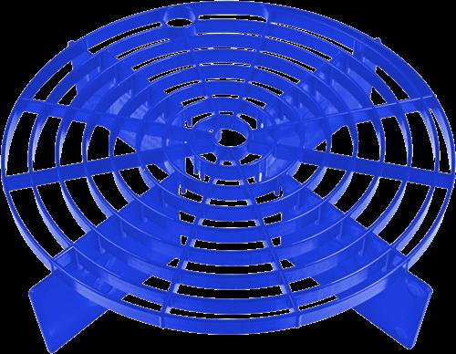 SCRATCH SHIELD BUCKET FILTER BLUE 24CM T/M 27CM