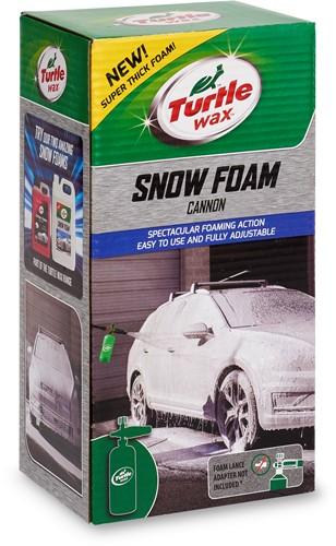 TURTLE WAX SNOW FOAM CANNON XT2700td2