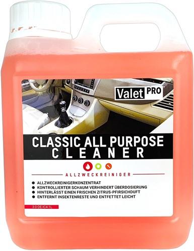 VALET PRO ALL-PURPOSE CLEANER CLASSIC APC ALLESREINIGER 1L