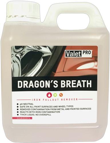 VALET PRO DRAGONS BREATH WHEEL CLEANER 1L (VELGENREINIGER)
