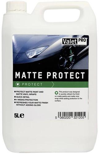 VALET PRO MATT PROTECT (VOOR MATTE LAKKEN) 5000ML
