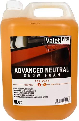 VALET PRO SNOW FOAM ADVANCED PH-NEUTRAAL 5000ML