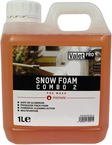 VALET PRO SNOW FOAM COMBO 2 1000ML