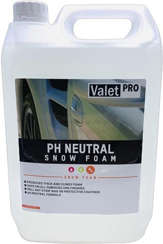 VALET PRO SNOW FOAM PH NEUTRAL 5000ML