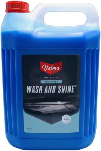 VALMA WASH AND SHINE SHAMPHOO 5LTR