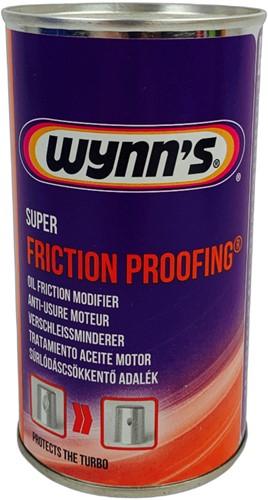 WYNNS ANTI MOTORSLIJTAGE SUPER FRICTION PROOFING 325ML