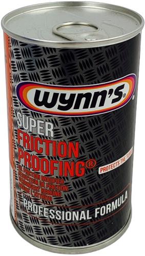 WYNNS ANTI MOTORSLIJTAGE SUPER FRICTION PROOFING PROFESSIONAL 325ML
