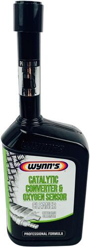 WYNNS CATAL CONV & OXYGEN SENS CLEAN 500ML