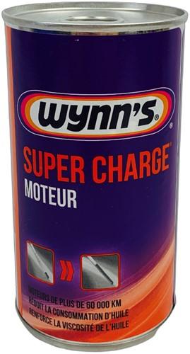 WYNNS SUPER CHARGE (VERMINDERD OLIEVERBRUIK) 325ML