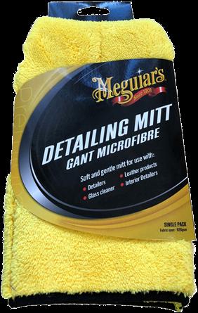 MEGUIARS MICROFIBER DETAILING MITT